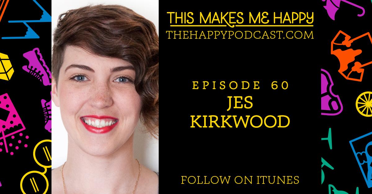 Jes Kirkwood